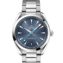 Omega 220.10.41.21.03.002 Acier 2021 Seamaster Aqua Terra 41mm nouveau