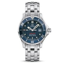 Omega 2224.80.00 Steel Seamaster Diver 300 M 28mm new United States of America, New York, New York