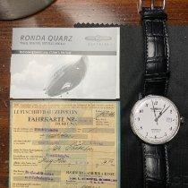 Zeppelin Acero 40mm Cuarzo 7046-1 usados