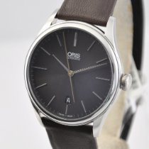Oris Dexter Gordon Limited Edition Steel 40mm Grey United States of America, Ohio, Mason
