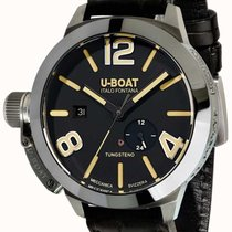 U-Boat 9006 Сталь 2021 Classico 45mm новые