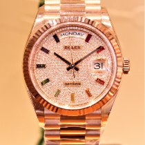 Rolex Day-Date Red gold Gold