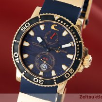 Ulysse Nardin Marine 266-36 2015 pre-owned
