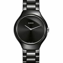 Rado True Thinline Ceramic 30mm Black United States of America, Florida, Sarasota
