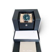 IWC Pilot Chronograph nieuw 2019 Automatisch Chronograaf Horloge met originele doos en originele papieren IW377726 racing green