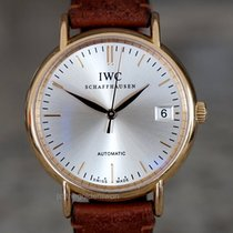 IWC Portofino Automatic Rose gold Silver United States of America, Massachusetts, Milford