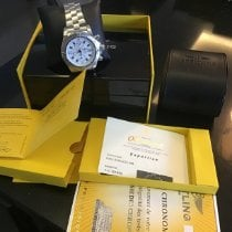 Breitling Super Avenger new 2010 Automatic Watch with original box and original papers A13370