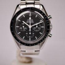 Omega Speedmaster Professional Moonwatch новые 2001 Механические Хронограф Часы с оригинальными документами и коробкой 3570.50.00