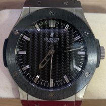 Hublot Classic Fusion 45, 42, 38, 33 mm 501.ZM.1670.RX Very good Titanium 45mm Automatic Singapore