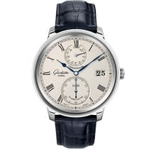 Glashütte Original 1-58-03-01-04-30 Or blanc 2020 42mm nouveau