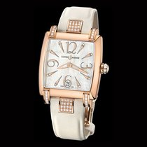 Ulysse Nardin Caprice Rose gold 34mm Mother of pearl Arabic numerals