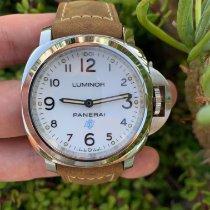 Panerai Luminor Base Logo Steel 44mm White Arabic numerals United States of America, California, Los Angeles
