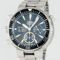 Oris Titane Remontage automatique Noir 47mm occasion Carlos Coste Limited Edition