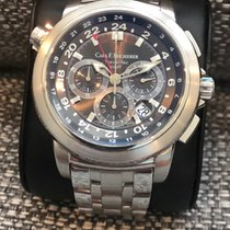 Carl F. Bucherer Steel 46mm Automatic 00.10620.08.33.01 pre-owned United States of America, Texas, DALLAS