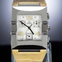 Omega Dameshorloge 28mm Quartz tweedehands Horloge met originele doos