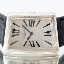 Vacheron Constantin 1972 Or blanc 27mm Blanc Romains France, Paris