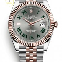 Rolex Datejust II Gold/Steel 41mm Grey No numerals United Kingdom, Edinburgh