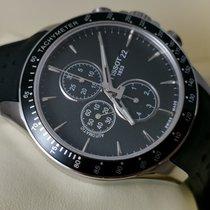 Tissot V8 Steel 45mm Black