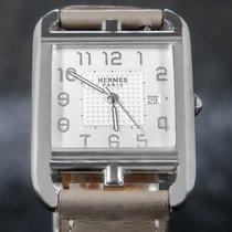 Hermès Steel 29mm Quartz CC2.710 pre-owned