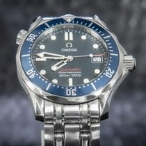 Omega Acier 40mm Quartz JAMES occasion
