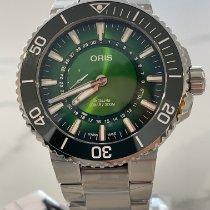 Oris Steel 43.5mm Automatic 01 743 7734 4187-Set new