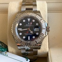 Rolex Yacht-Master 40 Steel 40mm Blue United States of America, New Jersey, Edgewater