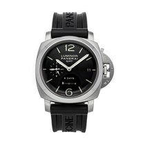 Panerai Luminor 1950 8 Days GMT PAM00233 pre-owned