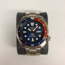 Seiko Prospex Steel Blue No numerals United States of America, New York, SYRACUSE