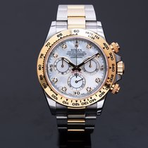Rolex 116503 NG Or jaune Daytona 40mm occasion