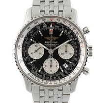 Breitling Navitimer Steel 41.5mm Black