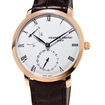 Frederique Constant Slimline Automatic Gold/Steel Silver United States of America, Florida, North Miami Beach