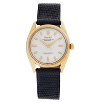 Rolex Oyster Perpetual 34 34mm Champagne No numerals United States of America, Florida, Surfside