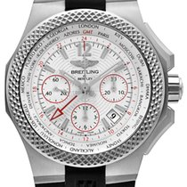 Breitling Bentley GMT new Automatic Chronograph Watch with original box EB043335-G801-232S