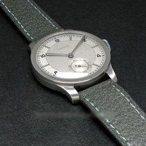 론진 스틸 32mm 수동감기 중고시계