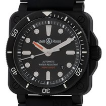 Bell & Ross BR 03-92 Ceramic Ceramic 42mm Black United States of America, Texas, Austin