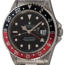 Rolex 16710 Steel 1997 GMT-Master II 40mm pre-owned United States of America, Texas, Austin