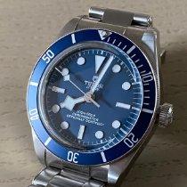 Tudor Black Bay Fifty-Eight Acier 39mm Bleu Sans chiffres Belgique, Lummen