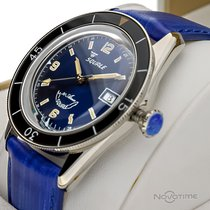 Squale new Automatic Screw-Down Crown 39mm Steel Sapphire crystal