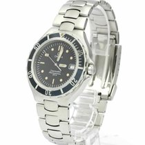 Omega 396.1052 Steel 1989 Seamaster 36mm pre-owned
