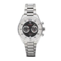 TAG Heuer Carrera Calibre 36 Steel 43mm Grey United States of America, North Carolina, Matthews