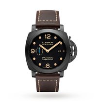 Panerai Luminor Marina 1950 3 Days Automatic Carbon 44mm Black Arabic numerals United States of America, New York, New York