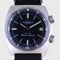 Jaeger-LeCoultre Deep Sea Chronograph Acero 37mm Negro Sin cifras