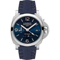 Panerai Luminor 1950 10 Days GMT new 2021 Automatic Watch with original box and original papers PAM 00986