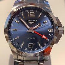 Longines Conquest L3.687.4.99.6 2014 pre-owned