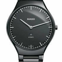 Rado True Thinline Ceramic 40mm Black United States of America, New York, Monsey