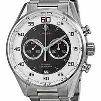 TAG Heuer Carrera Calibre 36 new Automatic Chronograph Watch with original box and original papers CAR2B11.BA0799 CAR2B11BA0799