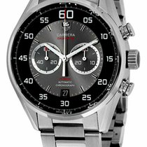TAG Heuer Carrera Calibre 36 Steel 43mm United States of America, New York, Monsey
