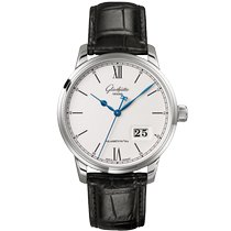 Glashütte Original 1-36-03-01-02-30 Steel 2021 Senator Excellence 40mm new