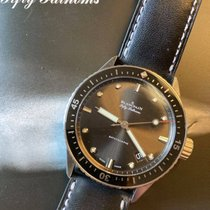 Blancpain Fifty Fathoms Bathyscaphe Acero 43mm Gris