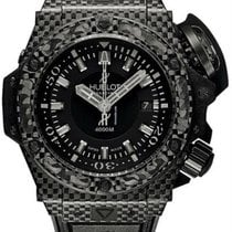 Hublot King Power nieuw Automatisch Horloge met originele doos en originele papieren 731.QX.1140.RX